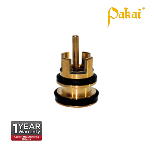 Pakai Chrome Plating Brass Piston for Wash Closet(WC) Flush Valve CF604WC