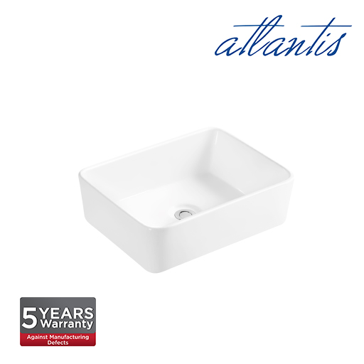 Atlantis Serifos 480 TB Counter Top Basin CT6006