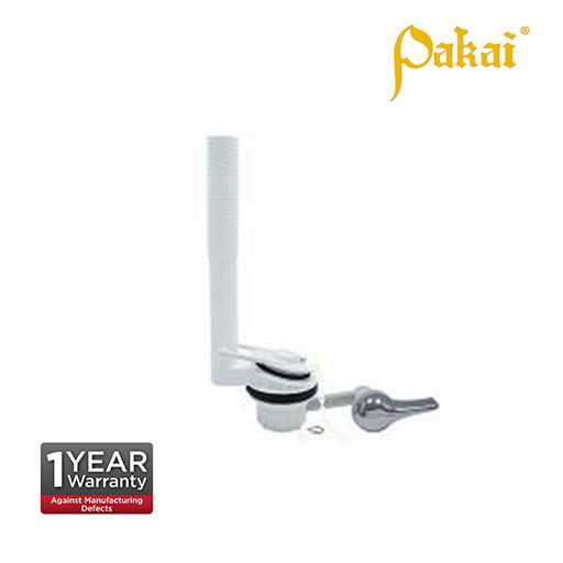 Pakai Harmonic Single Flush Lever Handle Outlet Valve 50mm F400