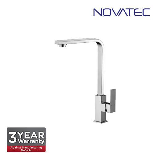 Novatec Titan Series Single Lever Pillar Fixing Sink Tap FC8552