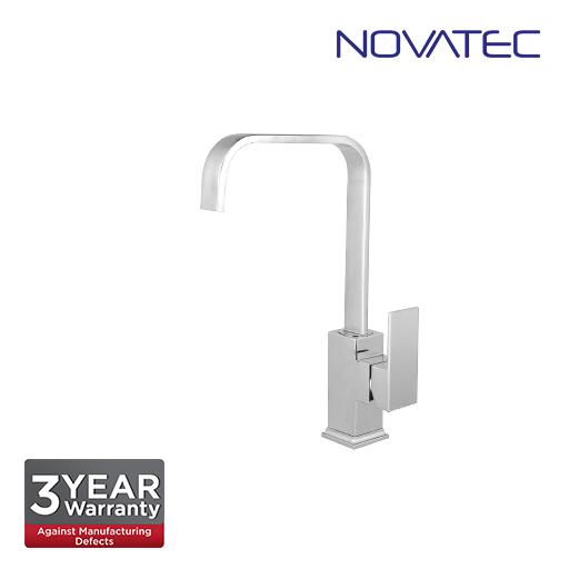 Novatec Titan Series Single Lever Pillar Fixing Sink Mixer FM8149