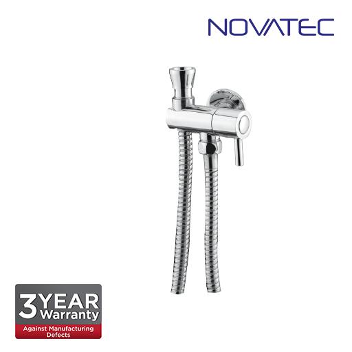 Novatec Chrome Plated Bidet With Chrome Plated Brass Nozzle HB101-AVH11
