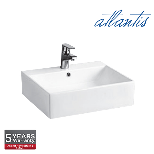 Atlantis Santorini  Wall Hung Basin LT5030