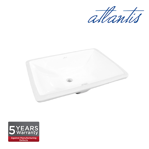 Atlantis Icaria 510 Under Counter Basin LT6008