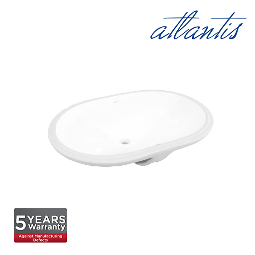 Atlantis Icaria 585 Under Counter Basin LT6030