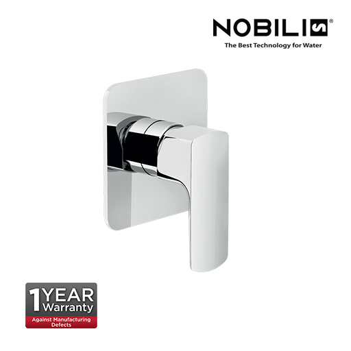 Nobili AcquaViva Single Lever Concealed Bath Mixer