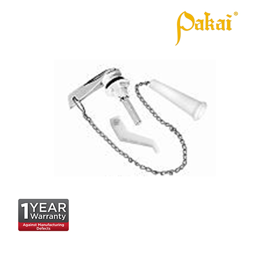 Pakai Metal Handle With Metal Chain F233