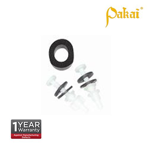 Pakai Direct Coupling Screws, Nut & Washer & Sponge P415