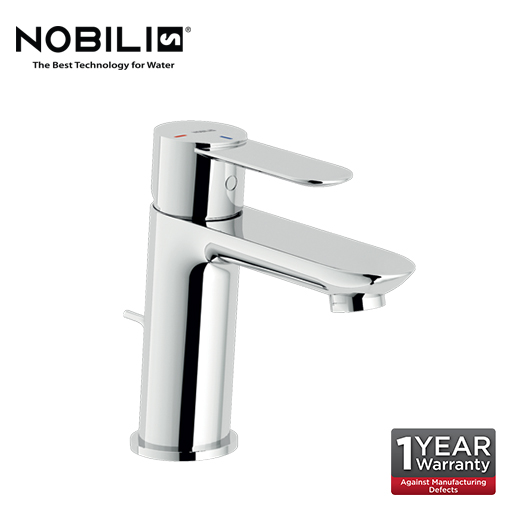 Nobili Sand Series Basin Mixer Sae99118/1Cr