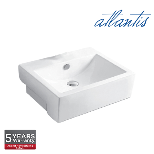 Atlantis Hydra 540 Semi-Recessed Basin SR6007