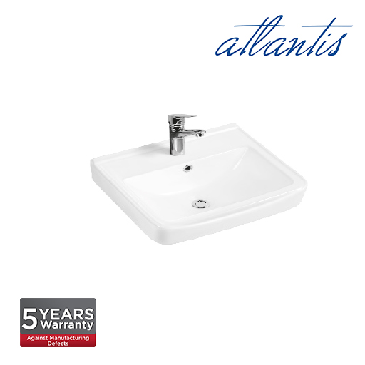 Atlantis Athens 430 Wall Hung Basin WB6012
