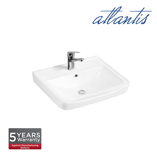 Atlantis Athens 500 Wall Hung Basin WB6013