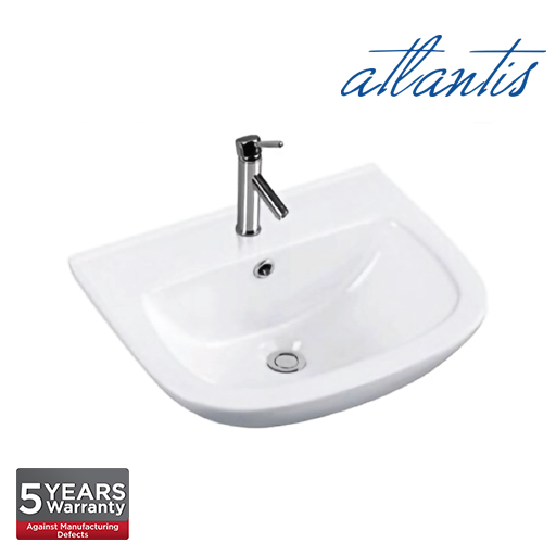 Atlantis Larissa 440 Wall Hung Basin WB6014