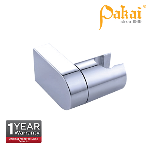 Pakai Chrome Plated ABS Adjustable Wall Hanger WH5C