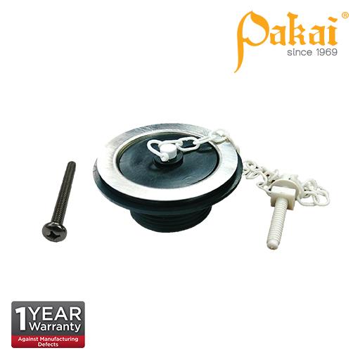 Pakai 40mm Diameter Stainless Steel waste A201